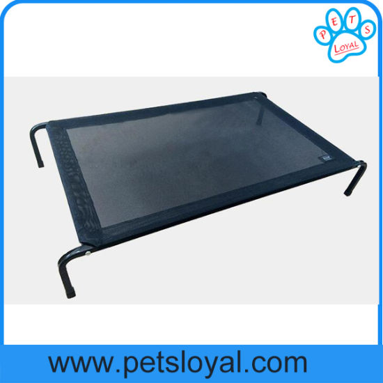 Pet Supply Summer Cool Textilene Elevated Pet Bed Dog Cot