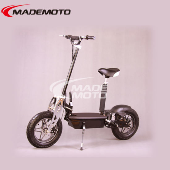 New Foldable 1000W Electric Scooter with Big Tire
