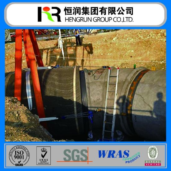 Prestressed Concrete Cylinder Pipe (PCCP Pipe) pictures & photos