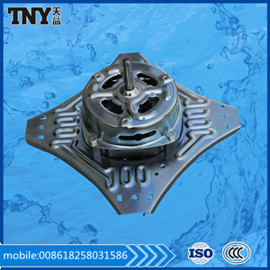 Copper Wire Single Phase Motor for Washing Machine