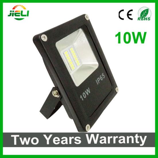Wholesale 2016 Main Products SMD5730 10W AC85-265V Black LED Floodlight
