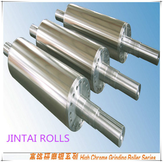 Common Alloy Grinding Rolls for Three-Roller Grinder pictures & photos