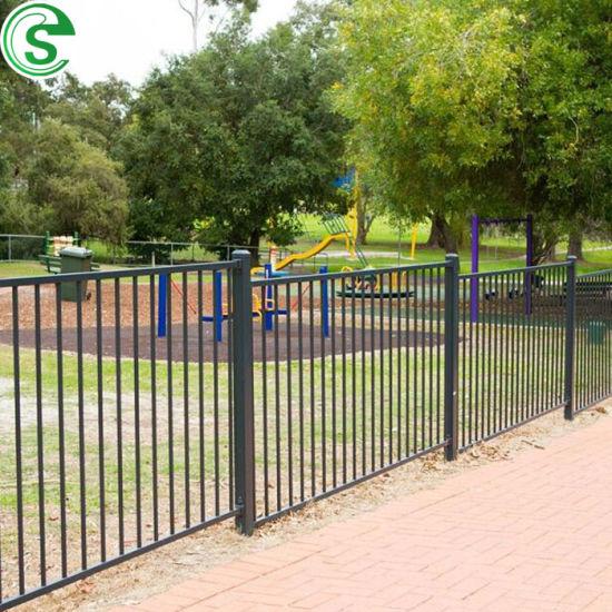 4FT H X 7FT W Slim Aluminum Fence