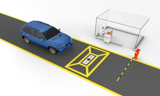 Security Use Under Vehicle Inspection System pictures & photos