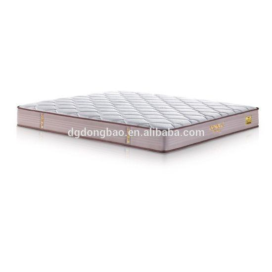 High Quality Sleepwell Nature Latex Bonnell Spring Mattress