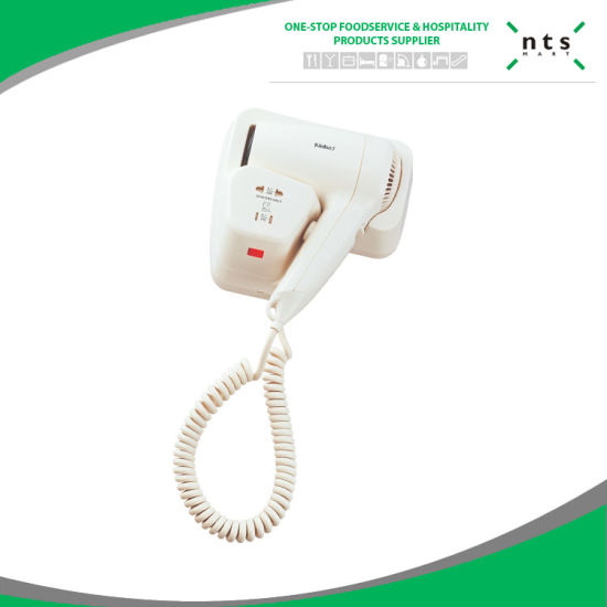 High Quality Hair Dryer Wall Mounted with Socket