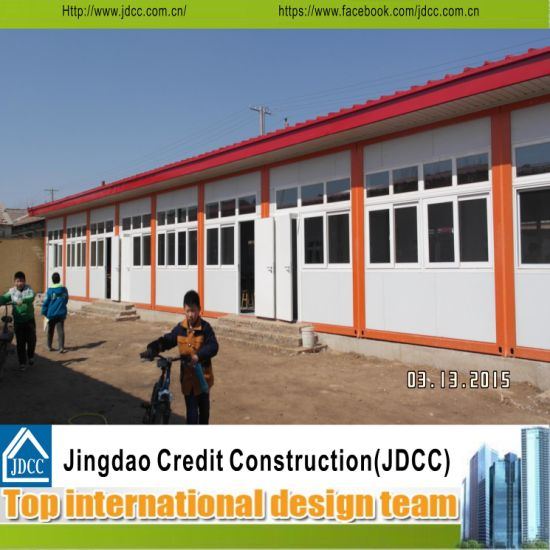 Quality Prefabricated House for Classroom / School Office pictures & photos
