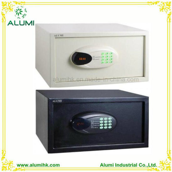 Hotel Safe with Digital Keypad and Mechanical Key pictures & photos