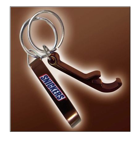 Latest Design Cheap Bottle Opener Keychain pictures & photos