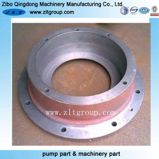 Stainless Steel /Carbon Steel Industrial Castings with CNC Machining