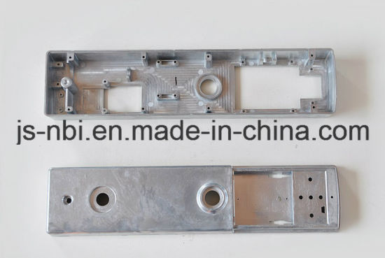 OEM China Aluminum Die Casting Plate for Cameral Installation