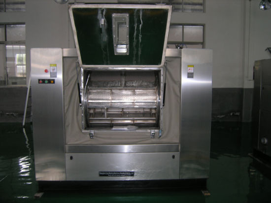 Ozone Commercial Laundry Washer (100kg, 50kg) pictures & photos