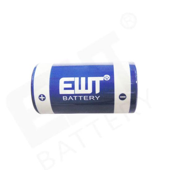 Ewt High Capacity 3.6V Lithium Battery Er26500 9000mAh for Alarm Clock