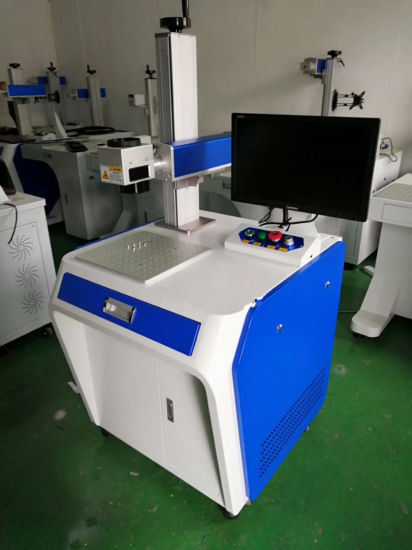 Fiber Laser Marking/Engraving Machine for Metal with 3500USD pictures & photos