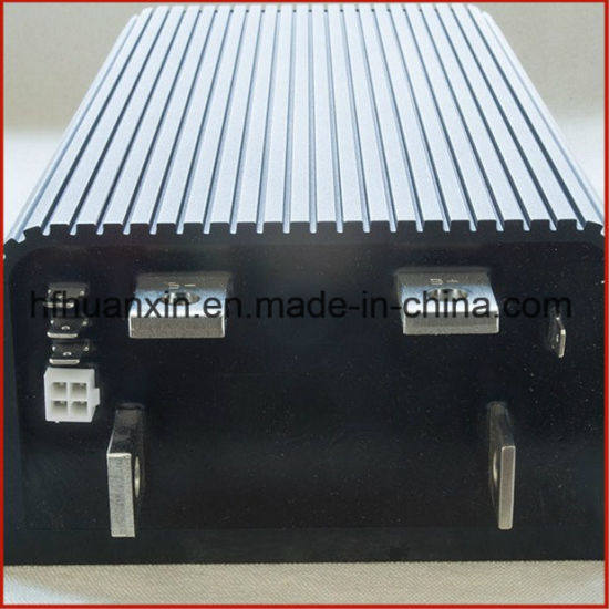 China Curtis Programmable DC Series Motor Controller 1221m-6701 48V