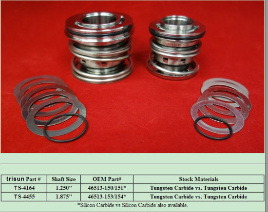 """3//4/"""" Pump Mechanical shaft seal Single Coil Spring for Self-priming pump E-type"""
