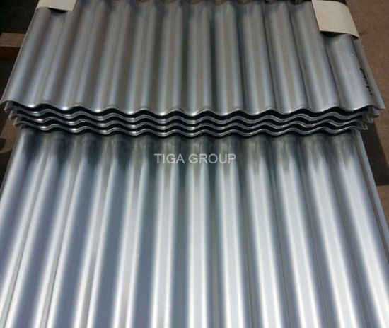 Zinc Aluminium Roofing Sheet Galvalume Roof Tile With Factory Price