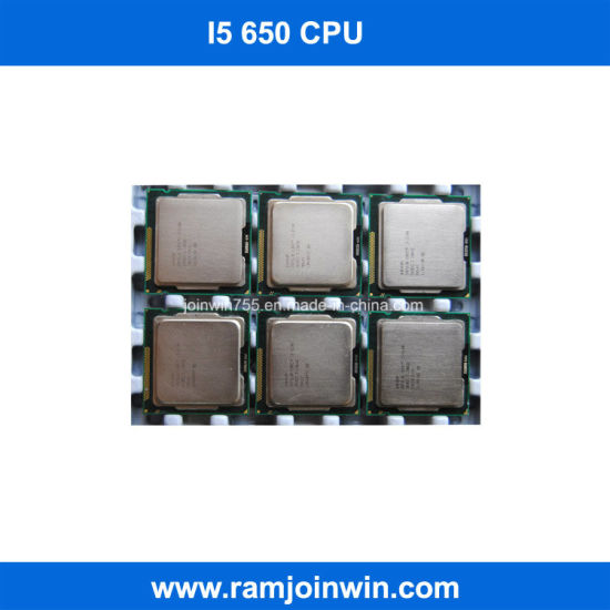 Free Sample LGA 1156 Socket Core I5 Processor CPU pictures & photos