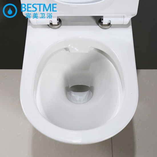 Sanitary Ware Wc China Ceramic Wall Hung Toilet Bc-2376 pictures & photos