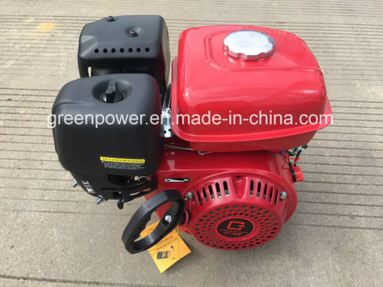 6.5HP New Style Good Outlook Jd Gasoline Engine with Bigger Starter