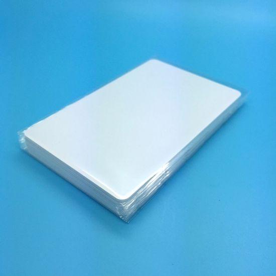 China MIFARE Classic 1K customized business card blank RFID