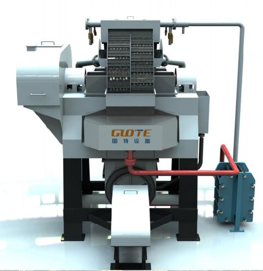 Wet Type High Intensity Good Quality Magnetic Separation Machine