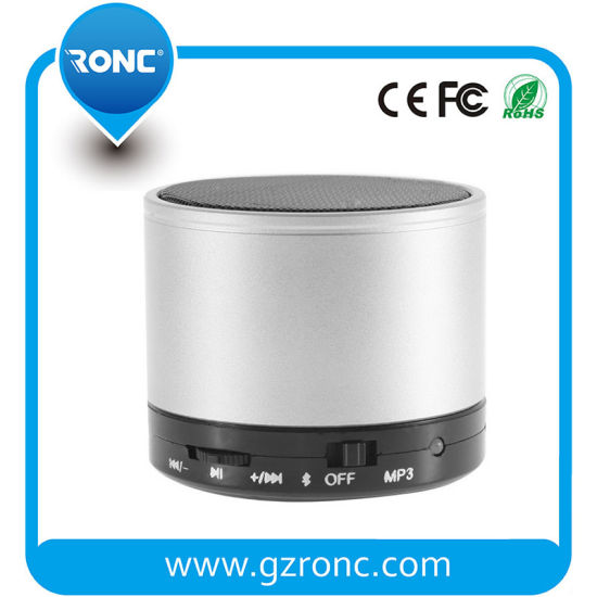 Portable Mini Wireless Bluetooth Speaker for MP3 / iPhone / Tablet PC / Laptop