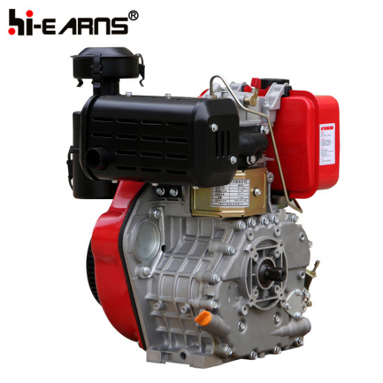 14HP Diesel Engine Featured Generator (HR192FB) pictures & photos
