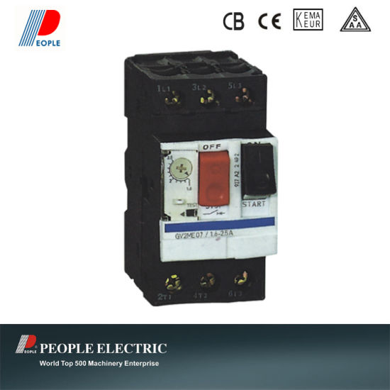 MPCB Motor Protection Circuit Breaker pictures & photos