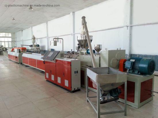 PVC Window Profile Production Line/PVC Window Profile Extrusion Line/PVC Profile Making Machine