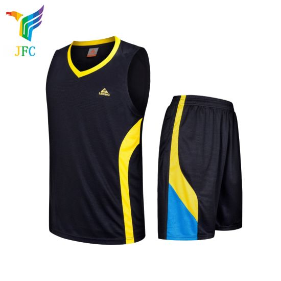 36e78bd902a4 Jfc Custom Cheap Sublimation Wholesale Basketball Jersey for Man Basketball  Uniform Wear
