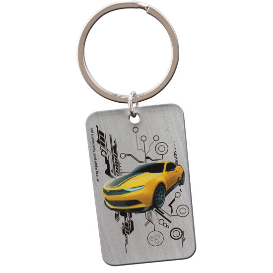 Hot Selling Printing Sports Key Chain for 2018 Events pictures & photos