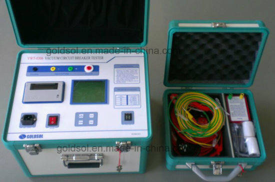 Vacuum Circuit Breaker Tester pictures & photos