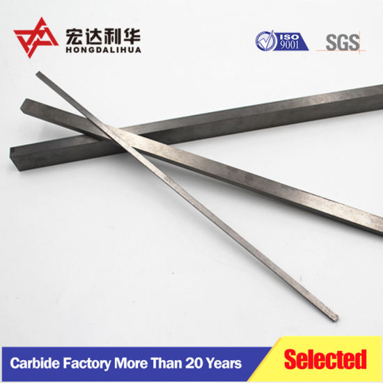 Well Resistance Tungsten Carbide Strips for Wood Cutting Tools pictures & photos