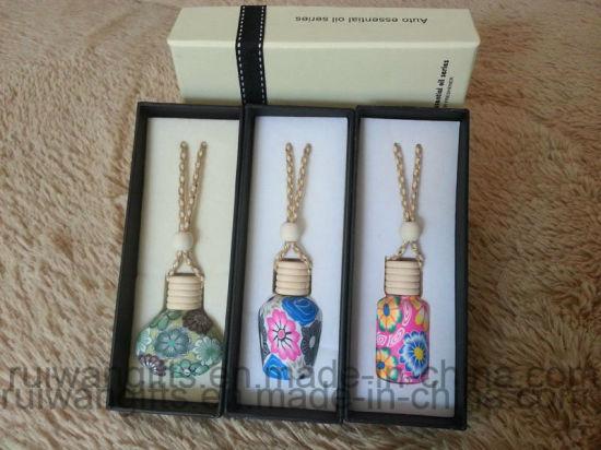Perfume Bottles Pendant for Car Vehicle Air Freshener
