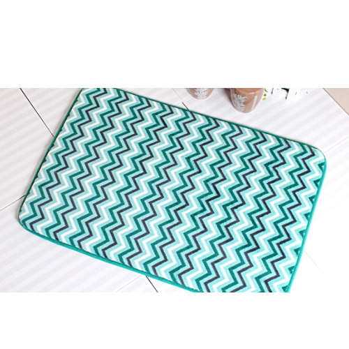 Comfortable 3D PVC Best Price Room Door Mat pictures & photos