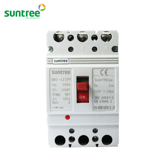 china sm1 solar dc mccb dc1000v 2p 3p 4p china dc molded case rh cnsuntree en made in china com