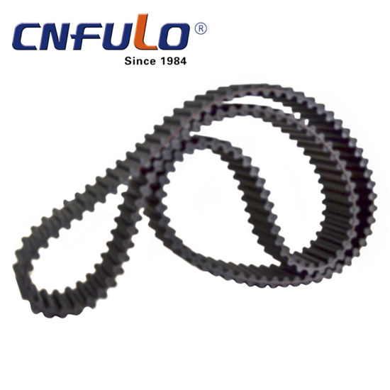 Industrial Timing Belt, Cnfulo Fulong Rubber Belt, Double Sided pictures & photos