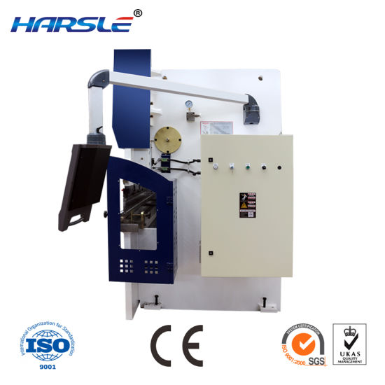 Hydraulic Metal Sheet Press Brake with Ce Certificate pictures & photos