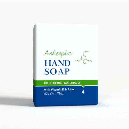 Antibacterial Colorful Plant and Fruit Fragrance ODM OEM Hotel Paper Bath Soap