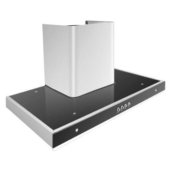 Super Strong Suction International Version Side Range Hood with Double Motors