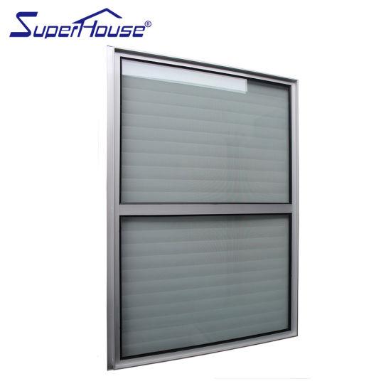 Kitchen Roller European Aluminium Profile Rolling Window and Door Aluminum Shutter