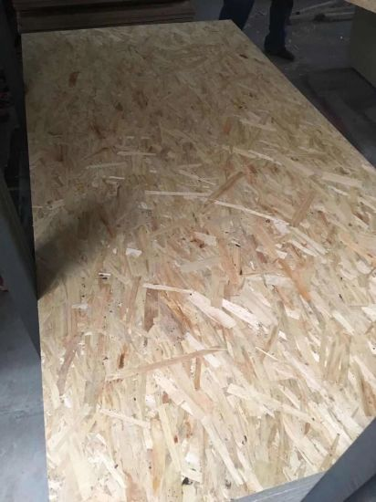 Waterproof Mdi OSB 3 Board Used for Roofing and Decoration Furniture