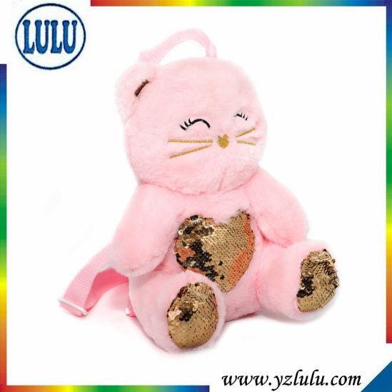 Promotion Plush Toy Manufacturer Custom Logo Soft Plush Toy