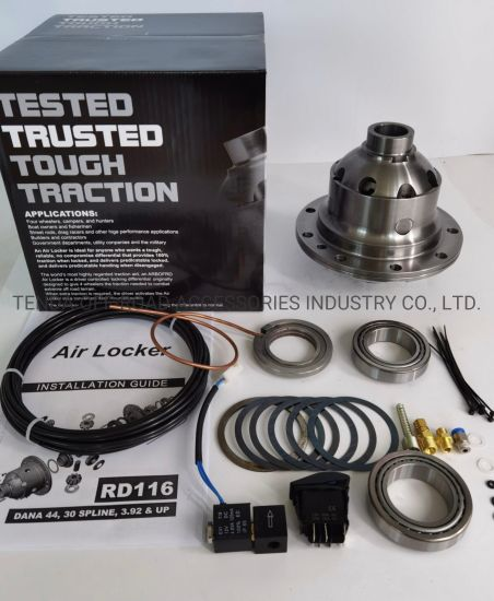 4X4 Air Locker Rd116 Use for Jeep Series off Road