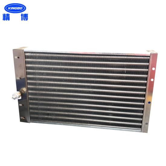 Car Cooling System Parts Aluminum Fin Evaporator