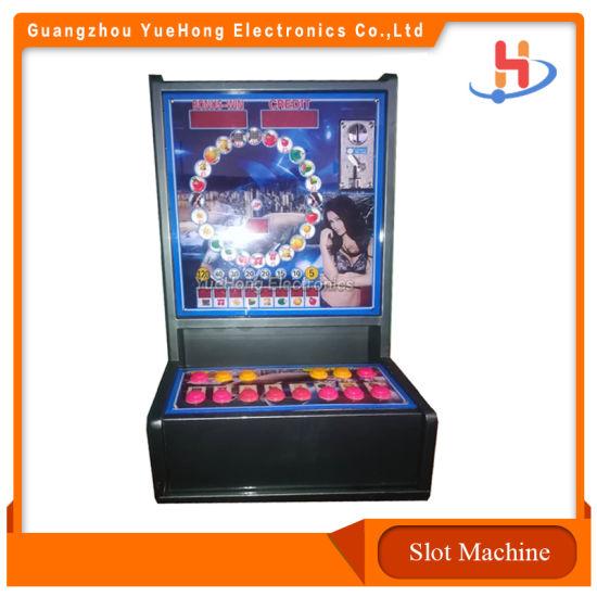 2020 Popular Africa Lucky Award Bonanza Roulette Coin Slot Game Machine