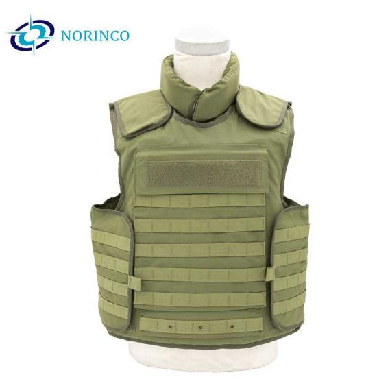 Military Tactical Aramid/PE Bulletproof Vest Protection Equipment Combat Ballistic Vest for Defense Gear