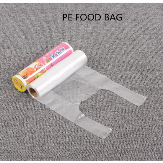 PE Quality Low Density Food Package Polyethylene Bags pictures & photos