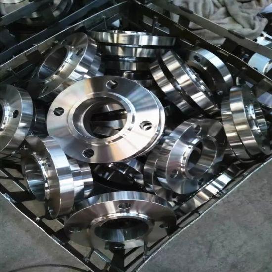 ASTM Super Duplex Steel S31803 Slip on Forged Flanges